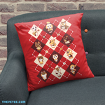 Holiday Sweater Pillow Collection - Holiday Sweater Pillow Collection