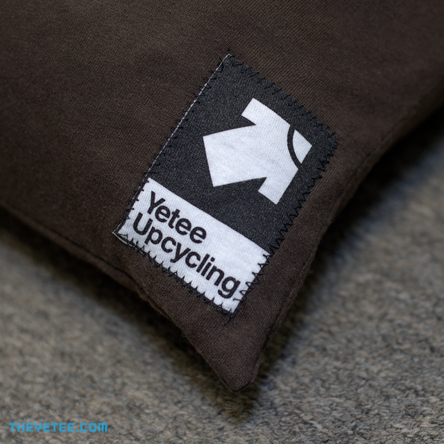 Yetee Upcycling Pillow Collection #3