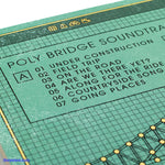 Poly Bridge (Original Soundtrack) - Poly Bridge (Original Soundtrack)