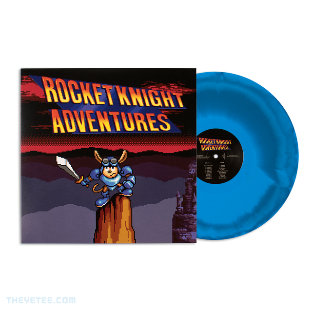 Rocket Knight Adventures - Rocket Knight Adventures