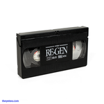 RE-GEN+ VHS TAPE - RE-GEN+ VHS TAPE