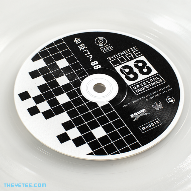 Synthetic Core 88 (Clear Vinyl)
