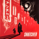 theme_cover - Snatcher Official OST 2xLP - Red Splatter