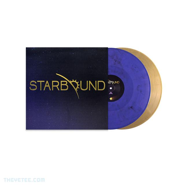 Starbound 2xLP Vinyl OST