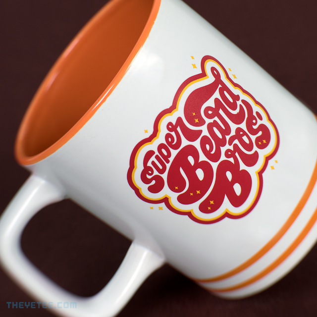 Super Beard Bros Mug