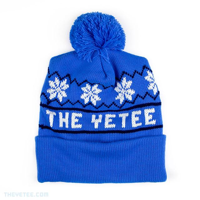 Yetee Winter Hat - Yetee Winter Hat