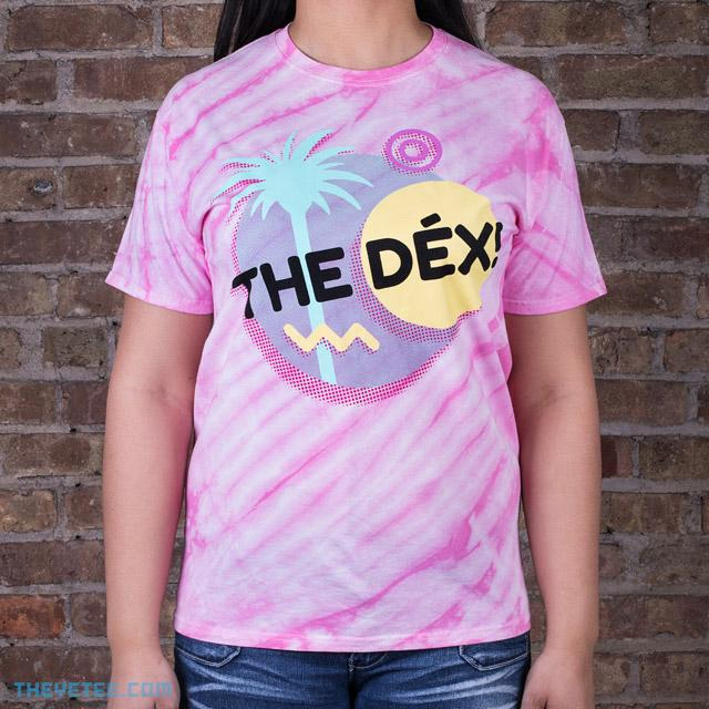 The Dex Tie Dye - The Dex Tie Dye