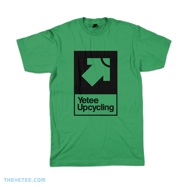 Yetee Upcycling - Yetee Upcycling