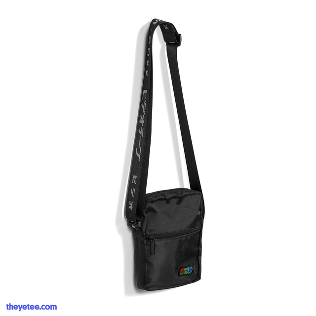 FIELD BAG (BLACK)