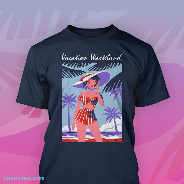 Vacation Wasteland Tee - Vacation Wasteland Tee