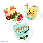 Vacation Sticker Pack - Vacation Sticker Pack