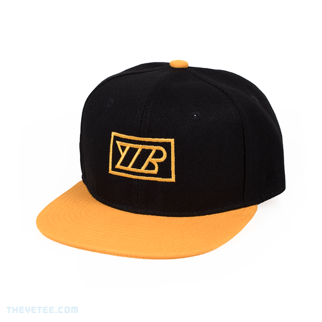 Yetee Records Snapback