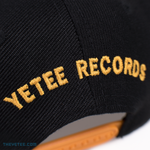 Yetee Records Snapback - Yetee Records Snapback