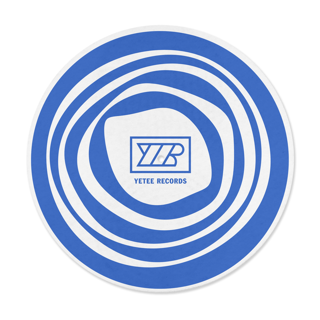 Yetee Records Slipmat - Yetee Records Slipmat