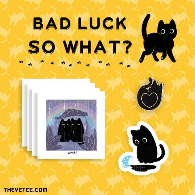 Bad Luck, So What? Bundle