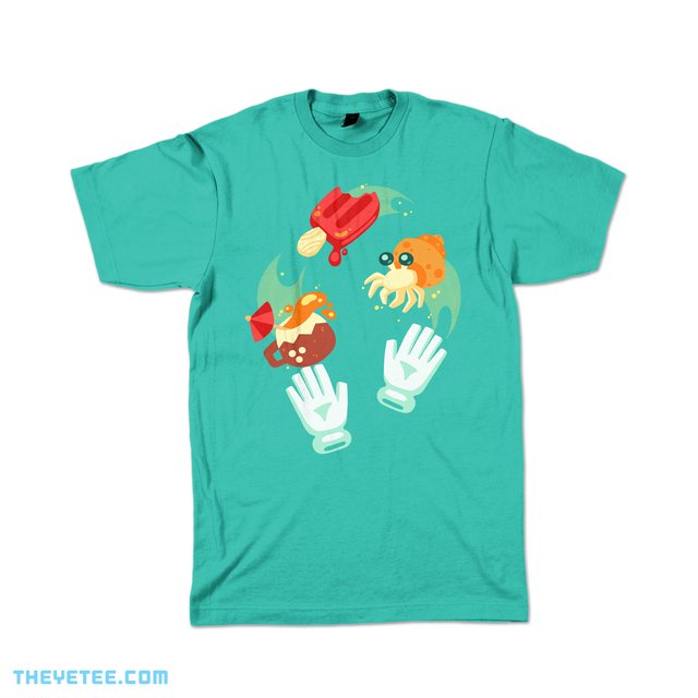 Vacation Juggle Tee - Vacation Juggle Tee