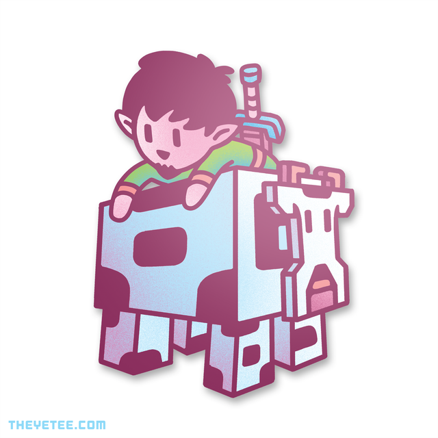 Rough Rider (Sticker)