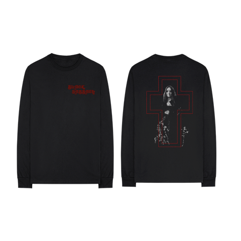 Self-Titled Album Cross Long Sleeve Shirt