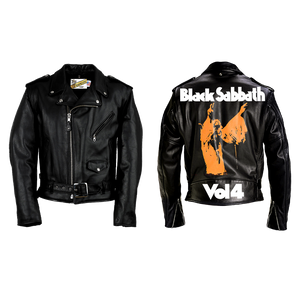 Vol. 4 Hand Painted & Custom Schott Leather Jacket