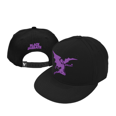 Purple Angel Hat