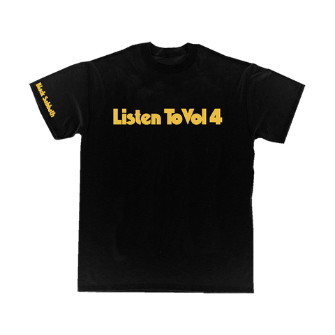 Listen To Vol. 4 T-Shirt