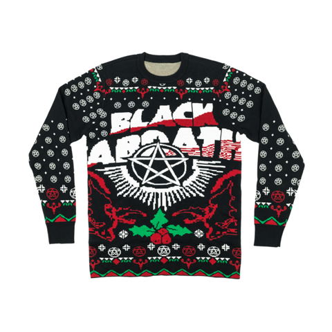 Black Sabbath Knit Sweater