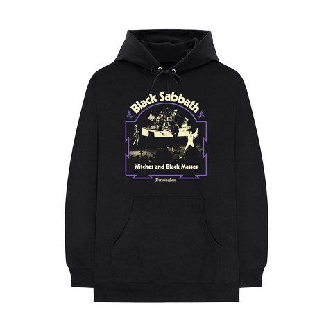 Witches and Black Masses Hoodie