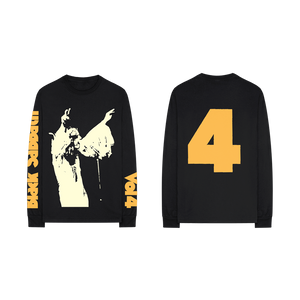 Vol. 4 Cover Art Long Sleeve Shirt