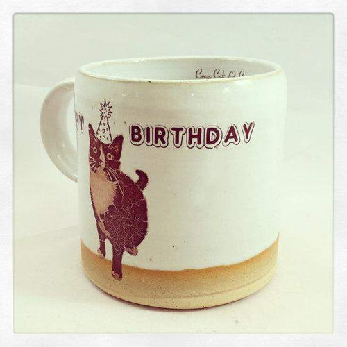 Happy Birthday- Party Animal Mug