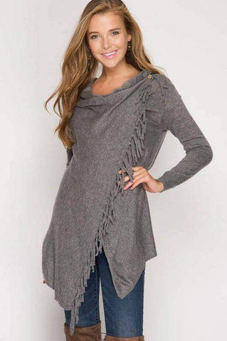 Knit Little Cardigan Sweater