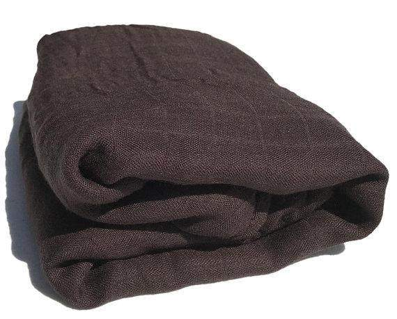 Deep Gray Single Layer Bamboo Blanket - Maven Flair
