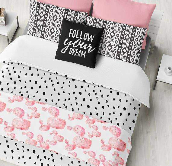 Follow Your Dream Bedding Set