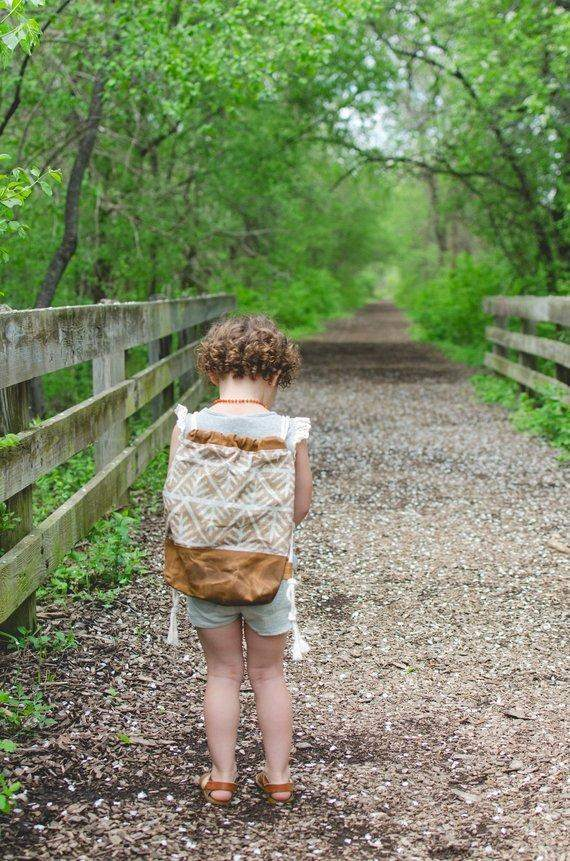 Toddler Drawstring Backpack