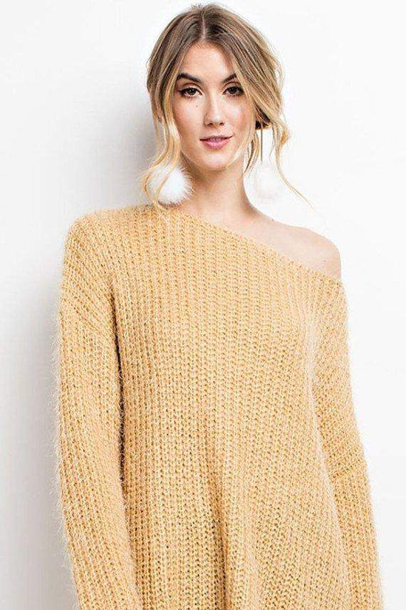 Soft Mohair Women's Sweater