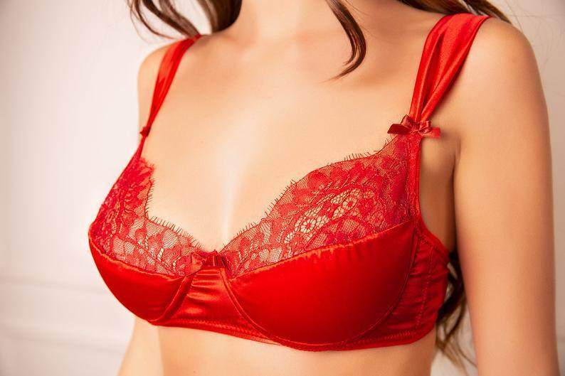 Red Lingerie Set - Maven Flair