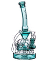 Teal Half Fab Egg Incycler