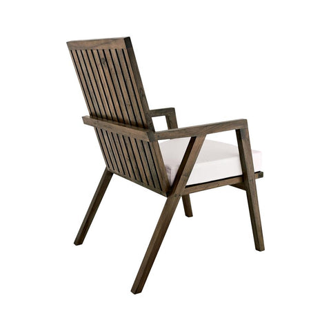 Teak Garden Patio Chair In Euro Teak Oil