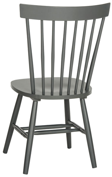 Safavieh Parker 17''H Spindle Dining Chair (Set Of 2) AMH8500G-SET2