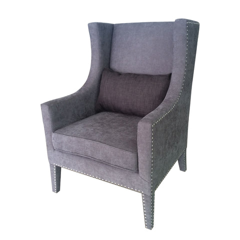 Crestview Fifth Avenue Wing Chair CVFZR1472