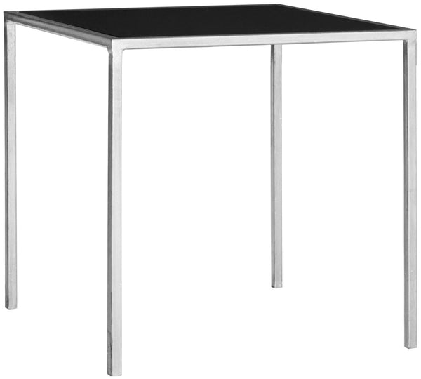 Safavieh Kiley Silver Leaf Accent Table FOX2525C