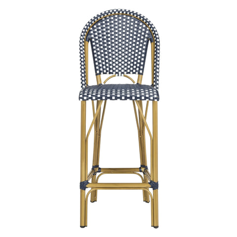Safavieh Ford Indoor-Outdoor Stacking French Bistro Barstool PAT4008A