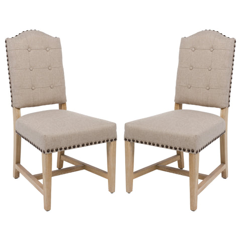 Safavieh Penny Side Chairs - Set Of 2 MCR4902A-SET2
