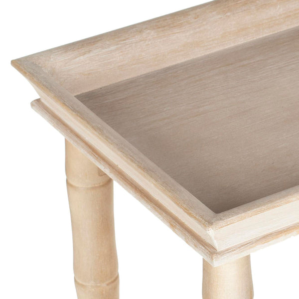 Safavieh Norton Tray Top Side Table AMH1501A