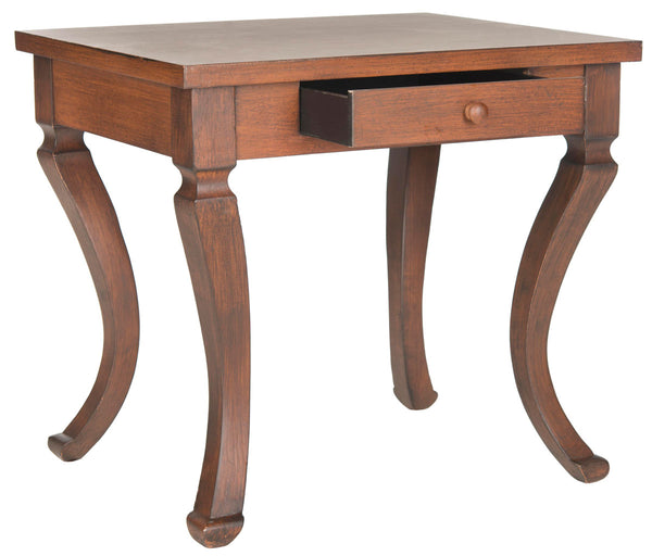 Safavieh Colman One Drawer Storage Side Table AMH1510A