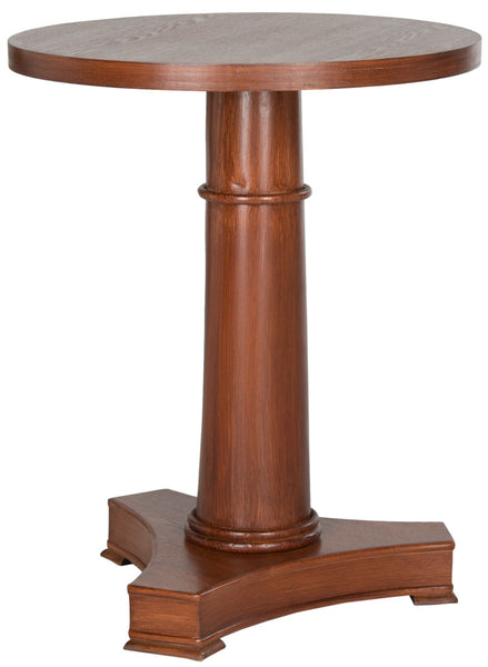 Safavieh Tanner Round Top End Table AMH1522A