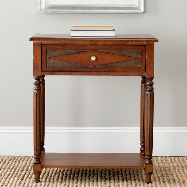 Safavieh Susan Side Table With Drawer AMH4045A