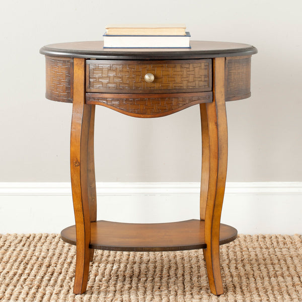 Safavieh Arthur End Table With Storage Drawer AMH4074A