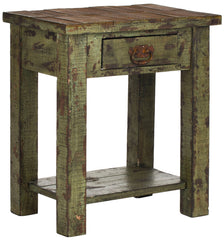 Safavieh Alfred End Table With Storage Drawer AMH4094A
