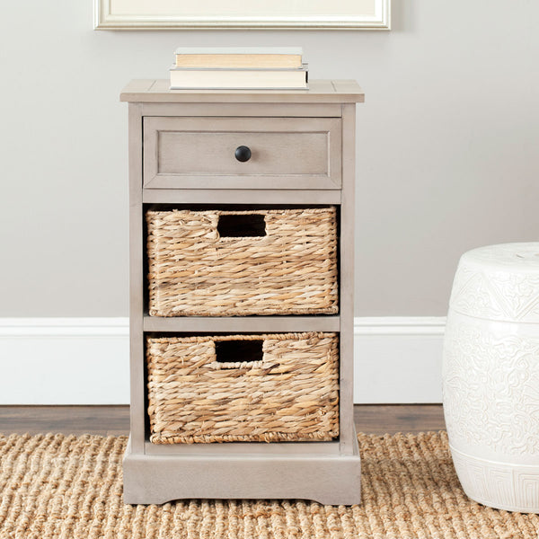 Safavieh Carrie Side Storage Side Table AMH5700A