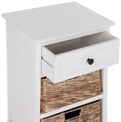 Safavieh Carrie Side Storage Side Table AMH5700C